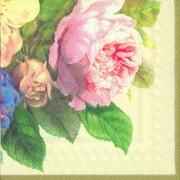 Сказочная роза. Салфетки бумажные для декупажа. Размер: 33*33 см.