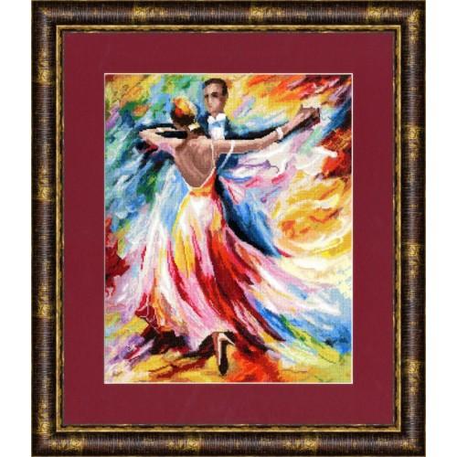 Танец любви. Набор для вышивания